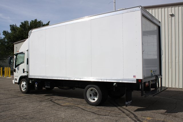 2017 LCF 4500XD Regular Cab 4x2,  Rockport Dry Freight #94110 - photo 2