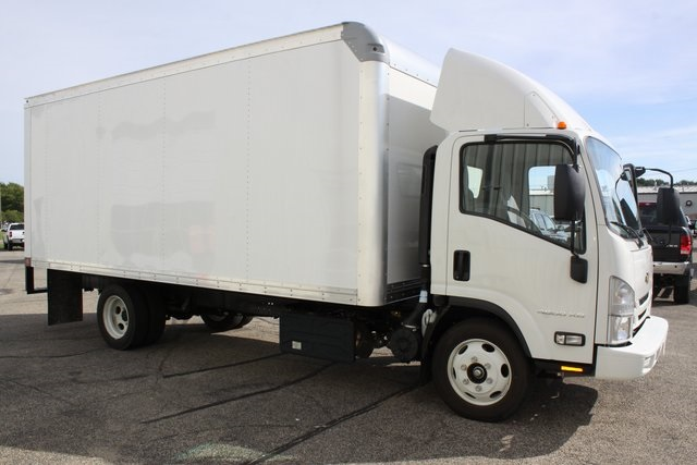 2017 LCF 4500XD Regular Cab 4x2,  Rockport Dry Freight #94110 - photo 6