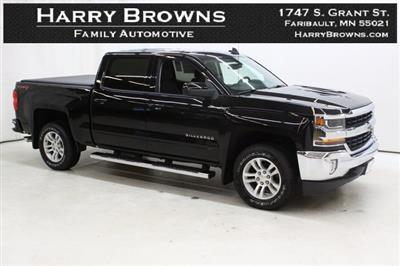 2018 Silverado 1500 Crew Cab 4x4,  Pickup #94131 - photo 1