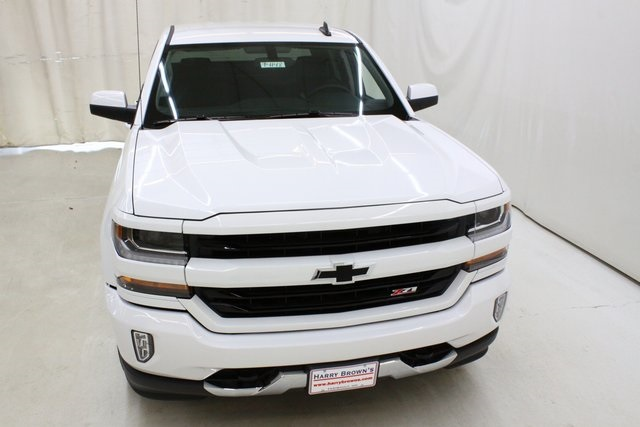 2018 Silverado 1500 Crew Cab 4x4,  Pickup #94148 - photo 5