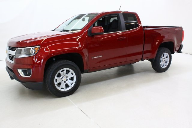2019 Colorado Extended Cab 4x4,  Pickup #94196 - photo 8