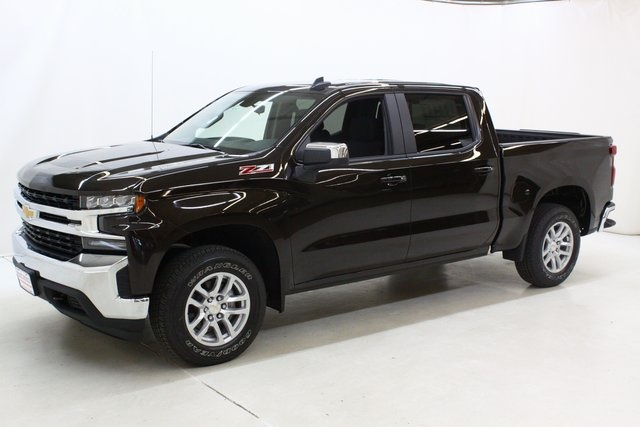 2019 Silverado 1500 Crew Cab 4x4,  Pickup #94240 - photo 8