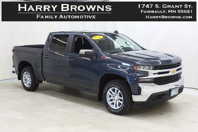 2019 Silverado 1500 Crew Cab 4x4,  Pickup #94249 - photo 1