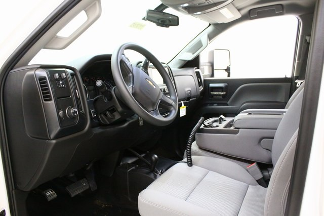 2019 Silverado 2500 Double Cab 4x4,  BOSS Pickup #94265 - photo 11