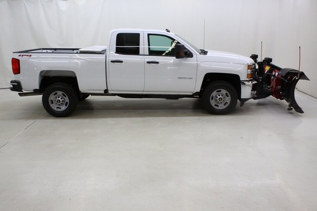 2019 Silverado 2500 Double Cab 4x4,  BOSS Pickup #94265 - photo 3