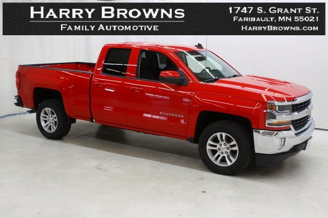 2019 Silverado 1500 Double Cab 4x4,  Pickup #94266 - photo 1