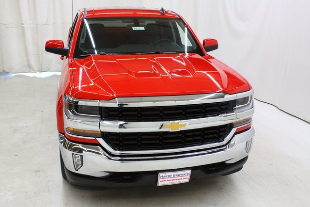 2019 Silverado 1500 Double Cab 4x4,  Pickup #94266 - photo 5