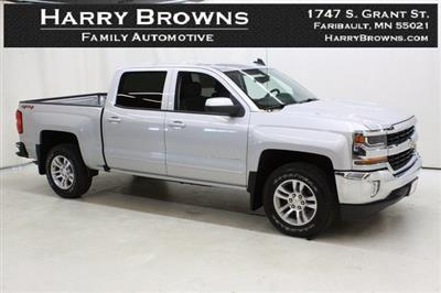 2018 Silverado 1500 Crew Cab 4x4,  Pickup #94286 - photo 1
