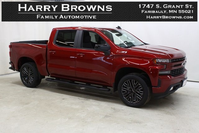 2019 Silverado 1500 Crew Cab 4x4,  Pickup #94307 - photo 1
