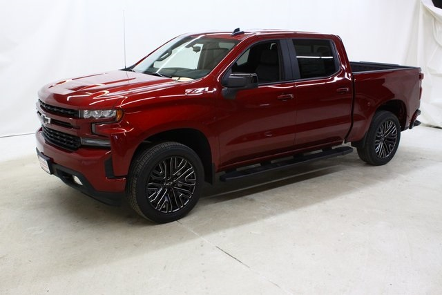 2019 Silverado 1500 Crew Cab 4x4,  Pickup #94307 - photo 8