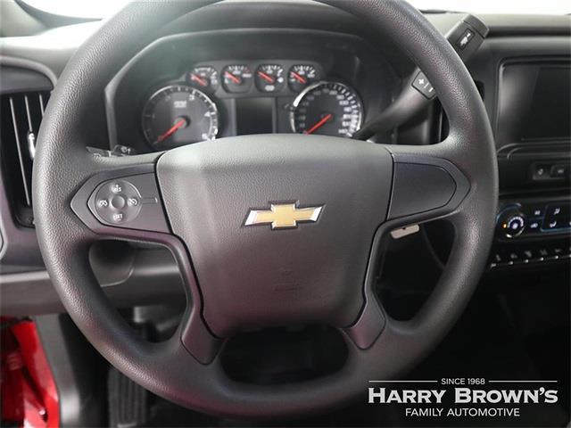 2019 Chevrolet Silverado 5500 Regular Cab DRW 4x2, Monroe AL Series Platform Body Contractor Body #94641 - photo 14