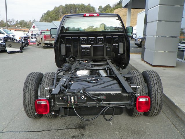 2016 Sierra 3500 Regular Cab 4x4, Cab Chassis #G6123 - photo 2