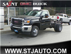 2016 Sierra 3500 Regular Cab 4x4, Cab Chassis #G6123 - photo 1