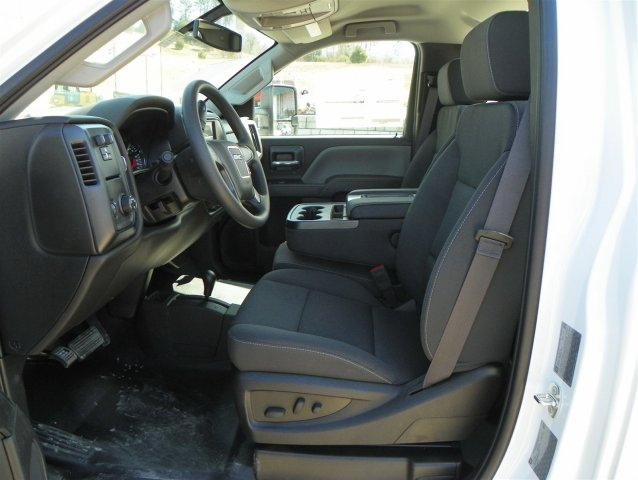 2016 Sierra 3500 Regular Cab 4x4, Cab Chassis #G6327 - photo 7