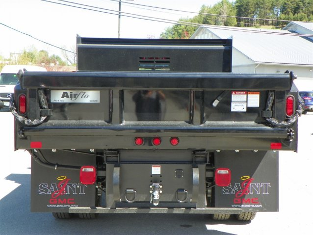 2016 Sierra 3500 Regular Cab 4x4, Dump Body #G6353 - photo 2