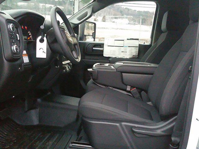2020 GMC Sierra 3500 Regular Cab 4x4, Knapheide Stake Bed #SJG200040 - photo 11