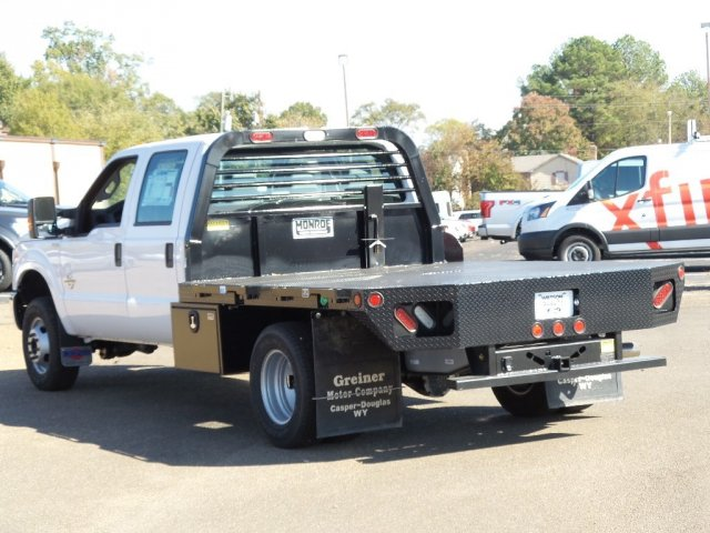 2016 F-350 Crew Cab DRW 4x4, Platform Body #16F2431 - photo 2