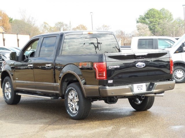 2017 F-150 Crew Cab 4x4 Pickup #17F0888 - photo 2