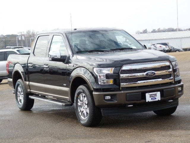2017 F-150 Crew Cab 4x4 Pickup #17F0888 - photo 6