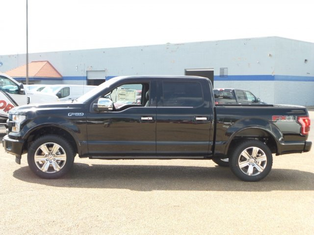 2017 F-150 Crew Cab 4x4 Pickup #17F2263 - photo 3