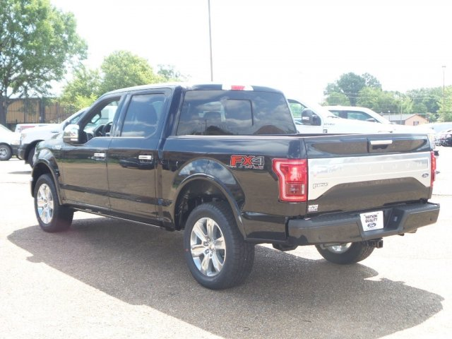 2017 F-150 Crew Cab 4x4 Pickup #17F2263 - photo 2