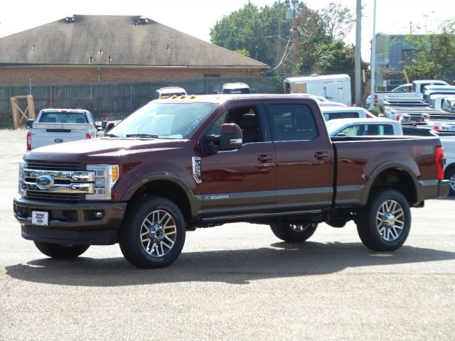 2017 F-250 Crew Cab 4x4 Pickup #17F2847 - photo 1