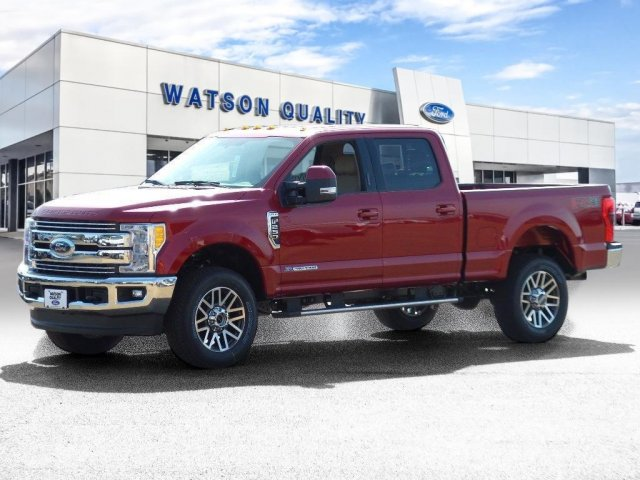 2017 F-250 Crew Cab 4x4 Pickup #17F2995 - photo 1