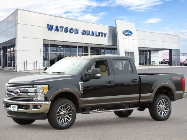 2017 F-250 Crew Cab 4x4, Pickup #17F3102 - photo 1