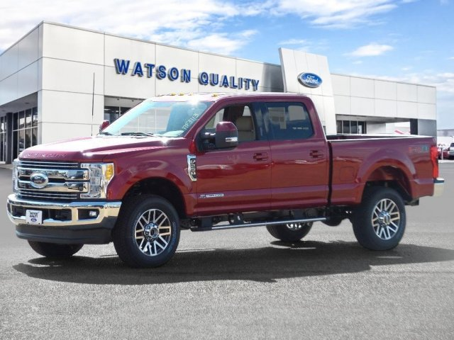 2017 F-250 Crew Cab 4x4, Pickup #17F3113 - photo 1