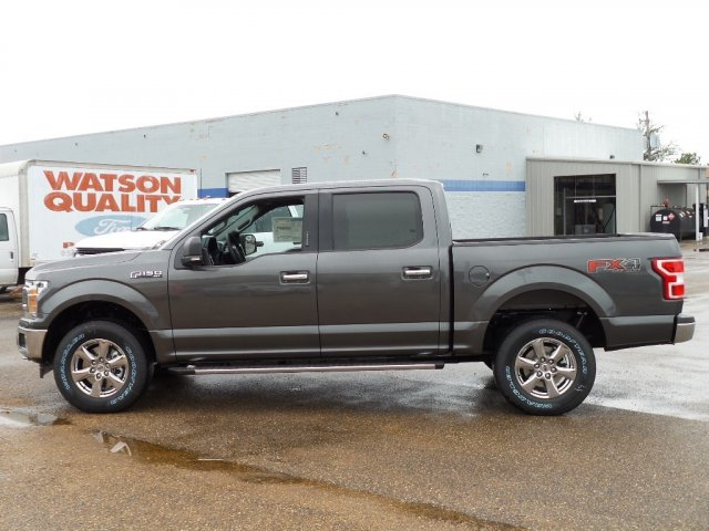 2018 F-150 Crew Cab 4x4 Pickup #18F0072 - photo 3