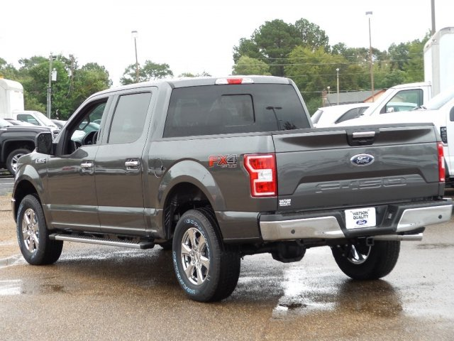 2018 F-150 Crew Cab 4x4 Pickup #18F0072 - photo 2