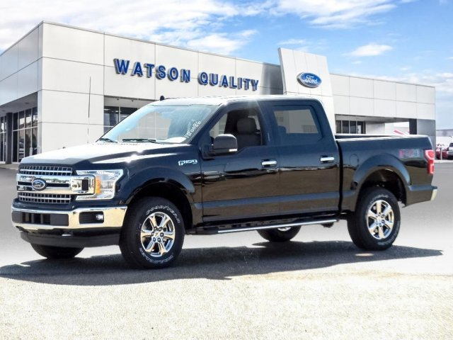 2018 F-150 Crew Cab 4x4 Pickup #18F0086 - photo 1