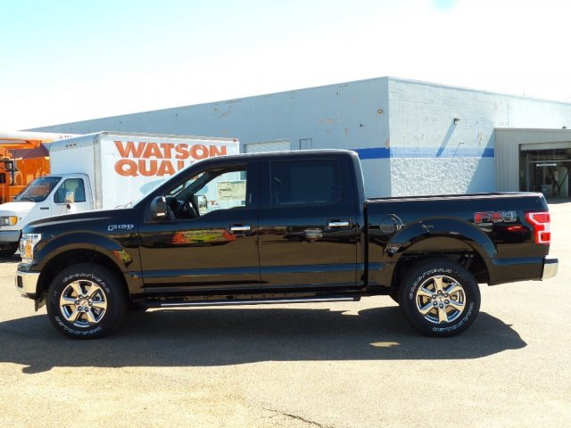 2018 F-150 Crew Cab 4x4 Pickup #18F0086 - photo 3