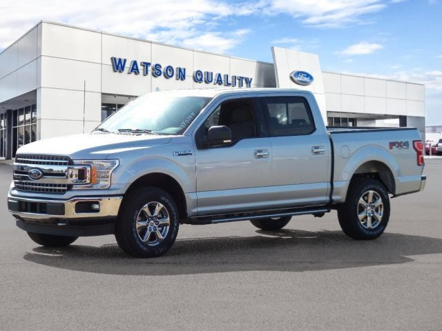 2018 F-150 Crew Cab 4x4 Pickup #18F0144 - photo 1