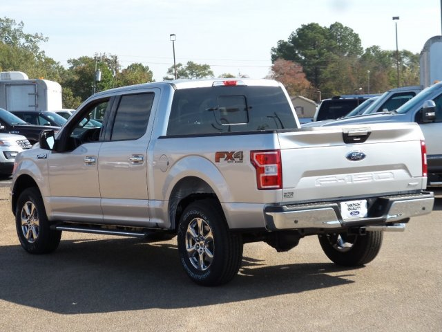 2018 F-150 Crew Cab 4x4 Pickup #18F0144 - photo 2