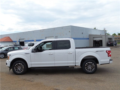 2018 F-150 SuperCrew Cab,  Pickup #18F0299 - photo 3