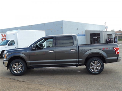 2018 F-150 SuperCrew Cab 4x4, Pickup #18F0581 - photo 3