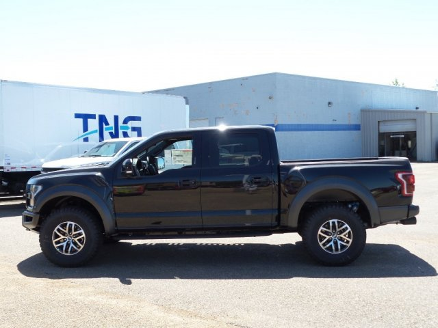 2018 F-150 SuperCrew Cab 4x4,  Pickup #18F1348 - photo 3