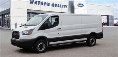 2018 Transit 250 Low Roof 4x2,  Empty Cargo Van #18F1528 - photo 1