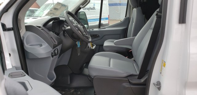 2018 Transit 250 Med Roof,  Empty Cargo Van #18F1550 - photo 5