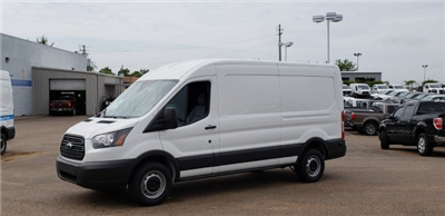 2018 Transit 250 Med Roof,  Empty Cargo Van #18F1550 - photo 1