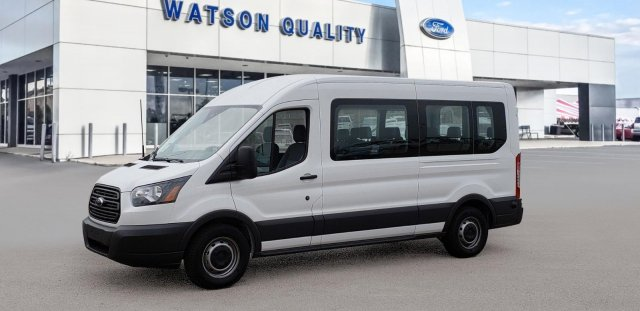 2018 Transit 350 Med Roof 4x2,  Passenger Wagon #18F1551 - photo 1