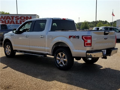 2018 F-150 SuperCrew Cab 4x4,  Pickup #18F2004 - photo 2
