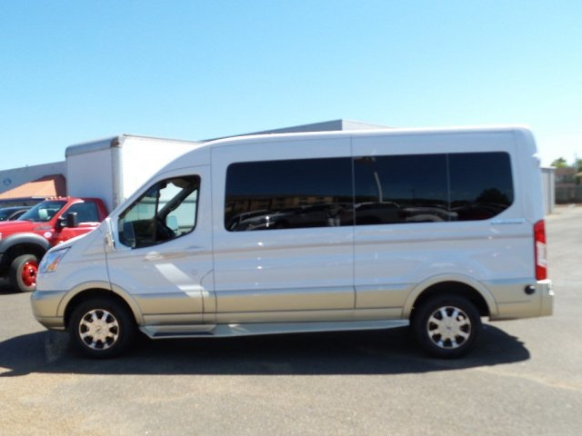 2016 Transit 250 Medium Roof, Passenger Wagon #C16F2597 - photo 3