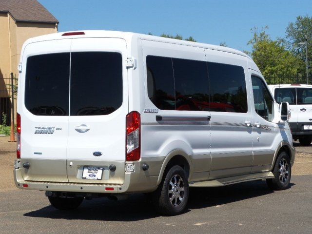 2016 Transit 250 Medium Roof, Passenger Wagon #C16F2597 - photo 5
