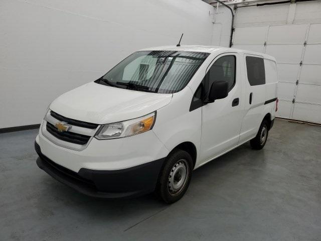 2016 Chevrolet City Express FWD, Empty Cargo Van #43588AQ - photo 1