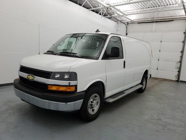 2019 Chevrolet Express 2500 4x2, Empty Cargo Van #43834AQ - photo 1