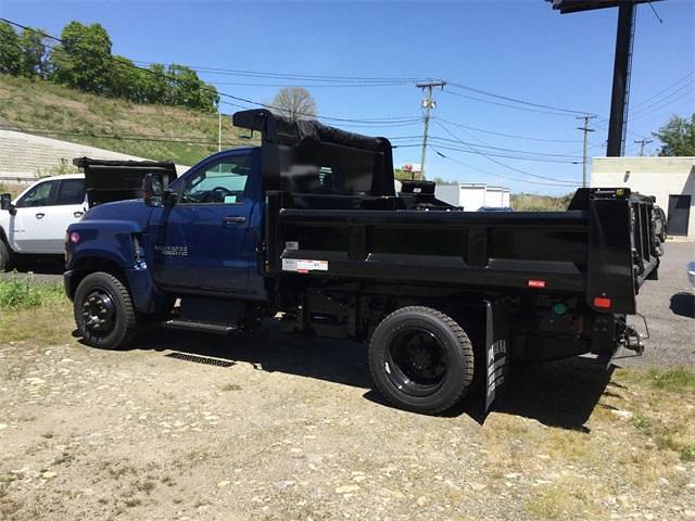 2019 Chevrolet Silverado 4500 Regular Cab DRW 4x2, Rugby Dump Body #STK414073 - photo 1