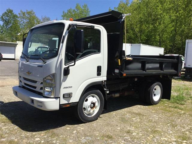 2019 Chevrolet LCF 4500 Regular Cab RWD, Iroquois Dump Body #TR3764T19 - photo 1