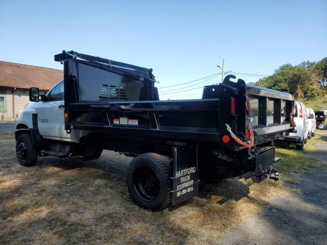 2020 Chevrolet Silverado 6500 Regular Cab DRW 4x4, Reading Dump Body #TR4062T20 - photo 1